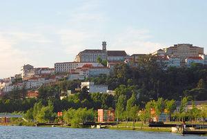 Mondego River Coimbra