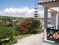 Property overlooking the Obidos Lagoon