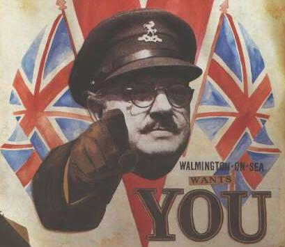 Walmington on Sea Wants You to Borrow and Buy Now