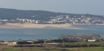 Moinhos da Costa Lagoon view