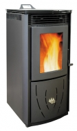 Vigo pellet burning stove from Ecoforest